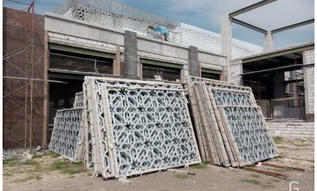 Harga Tralis Cor Aluminium