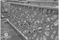 Harga Pagar Masjid Cor Aluminium